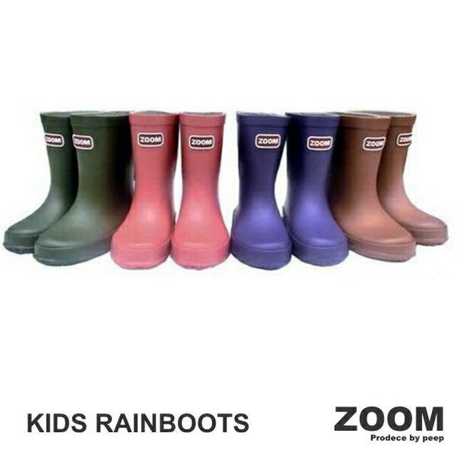 画像7: 【子供用の長靴】おすすめの人気ブランドはコレ! 現役ママが選ぶおしゃれで履きやすいレインブーツ10選