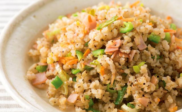 画像3: 残った玄米の活用レシピ