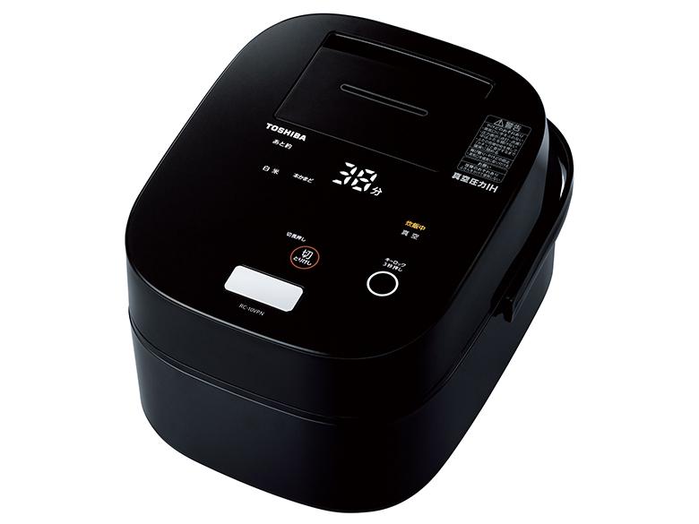 画像: 備長炭本丸鉄釜と真空&圧力制御で時短を実現したIHジャー炊飯器