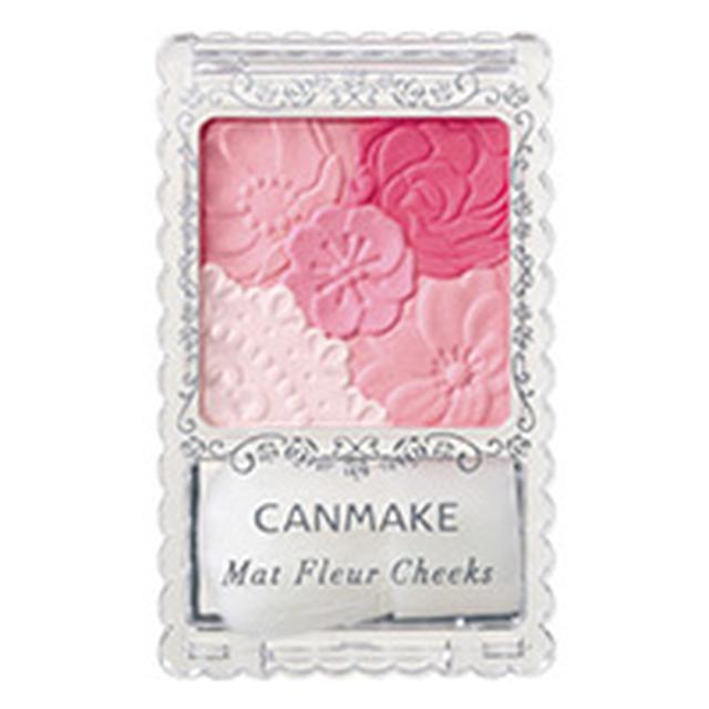 画像: No.02 マットガーリーローズ ピンク好きにはたまらないローズピンク。