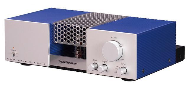 画像2: 暖かみのあるサウンドが楽しめるコンパクトな真空管システム