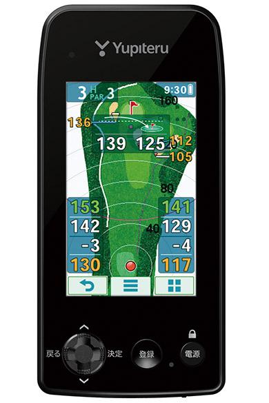 画像: 自慢の測位精度がさらに向上したGPSゴルフナビの最新モデル