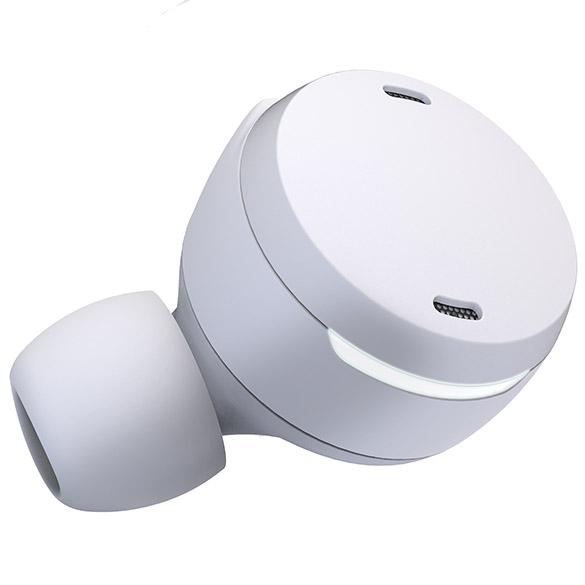 画像1: スマホアプリでイコライジングが行えるイヤホンタイプの集音器