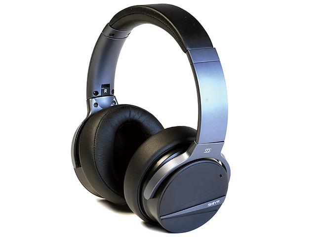画像1: 頭内定位を抑えた立体的な音が楽しめるワイヤレスヘッドホン