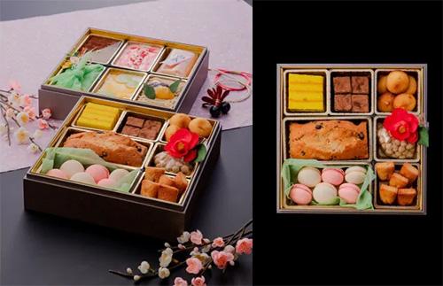 画像: スイーツおせち www.satofull.jp