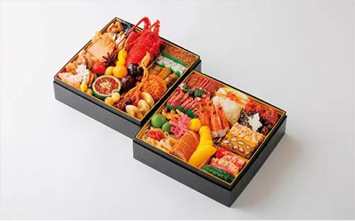 画像: 中華おせち二段重 鳳凰 www.furusato-tax.jp