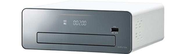 画像1: コンパクトサイズだが、機能は上級機と同じ。画質・音質は標準的