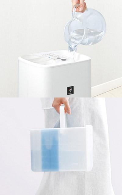 画像5: 【人気加湿器6モデルを比較】加湿方式の違いを知ろう!今は「スチーム式」が人気な理由