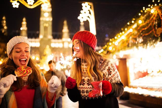 画像: 近年、クリスマスイベントとして日本でも浸透している。