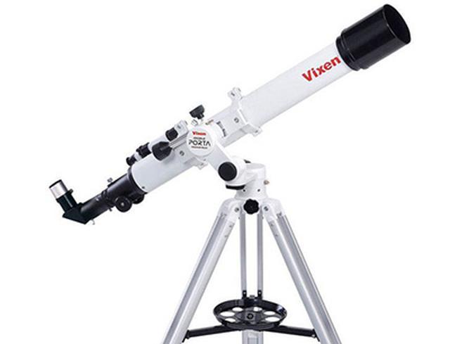 画像: Vixen 「モバイルポルタ-A70Lf 」 [天体望遠鏡 A70Lf鏡筒搭載モデル] www.yodobashi.com