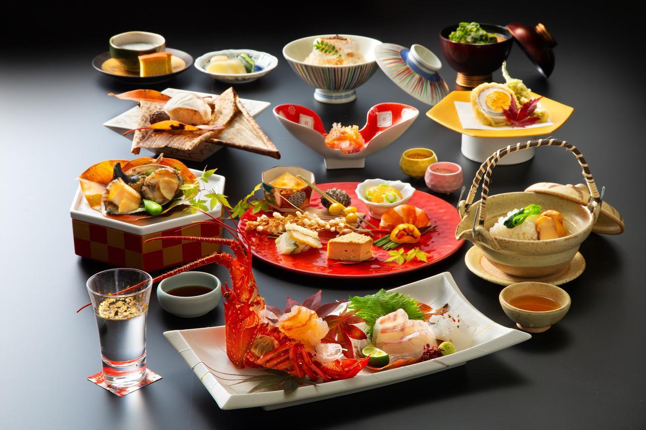 画像: おめでたい日におすすめの会席料理