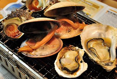 画像: 内臓を含む貝類にも豊富
