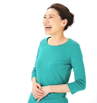 画像: 笑いは副作用のない薬!