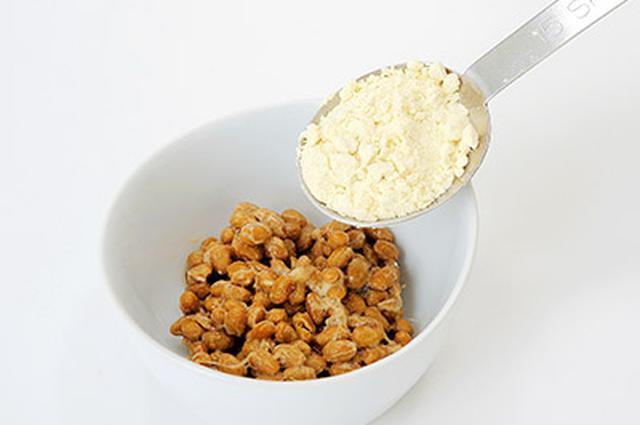画像1: おから納豆の作り方