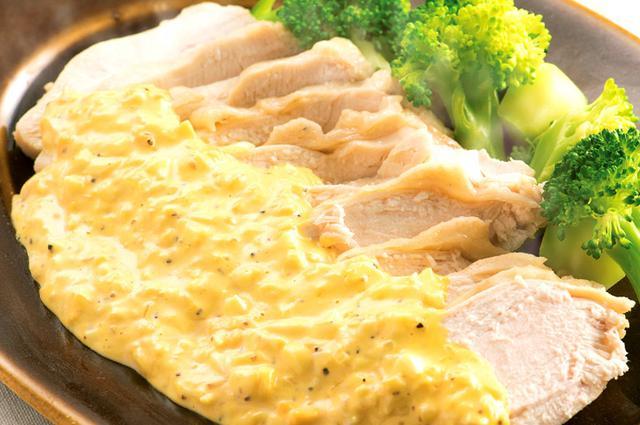 画像: おいしく食べて若返るガッツリ肉レシピ 蒸し鶏