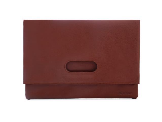 画像: Laptop Case CLUTCH ブラウン