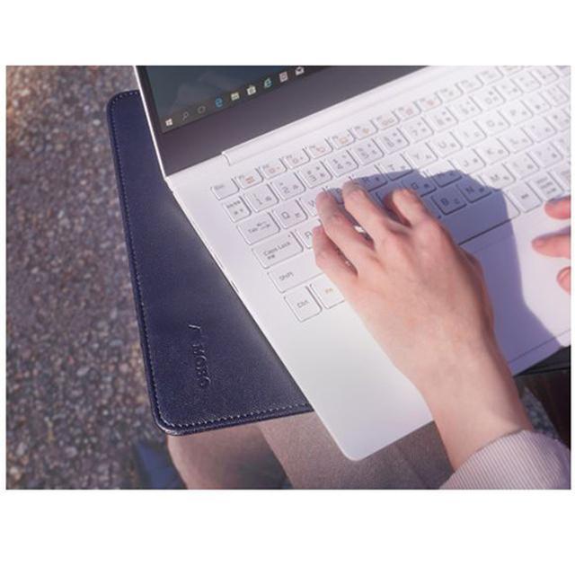 画像4: 【Appleユーザー必見】MacBookやiPadのケース おしゃれに持ち歩ける専用バッグが登場
