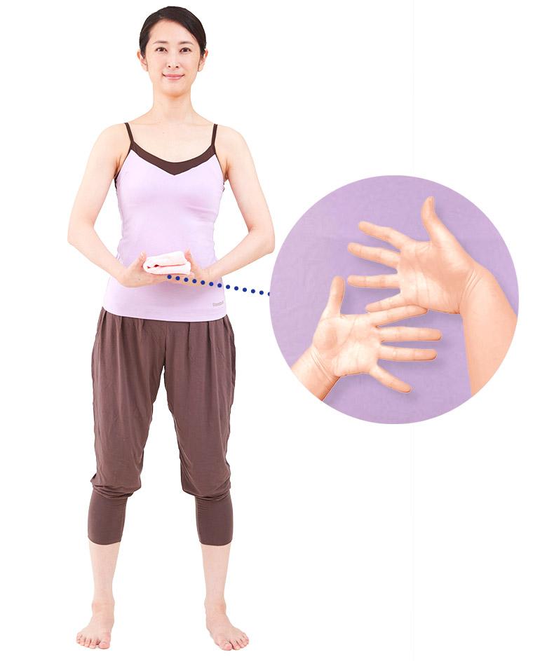 画像4: 【体を柔らかくする方法】一瞬で硬い体が柔らかくなる「美構造メソッド」のやり方