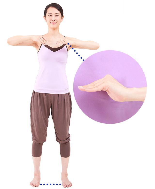 画像1: 【体を柔らかくする方法】一瞬で硬い体が柔らかくなる「美構造メソッド」のやり方