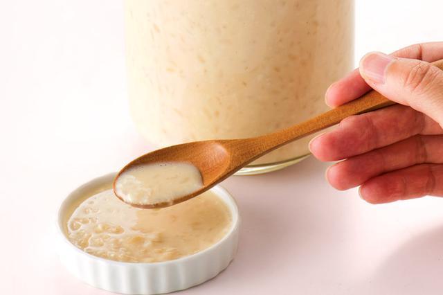 画像4: 深いコクと甘味が絶品! 「甘豆乳こうじ」の作り方