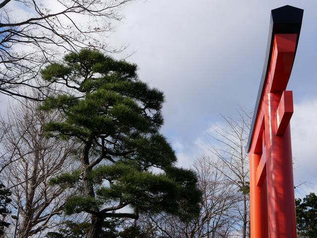 画像: 神社の場合の参拝方法