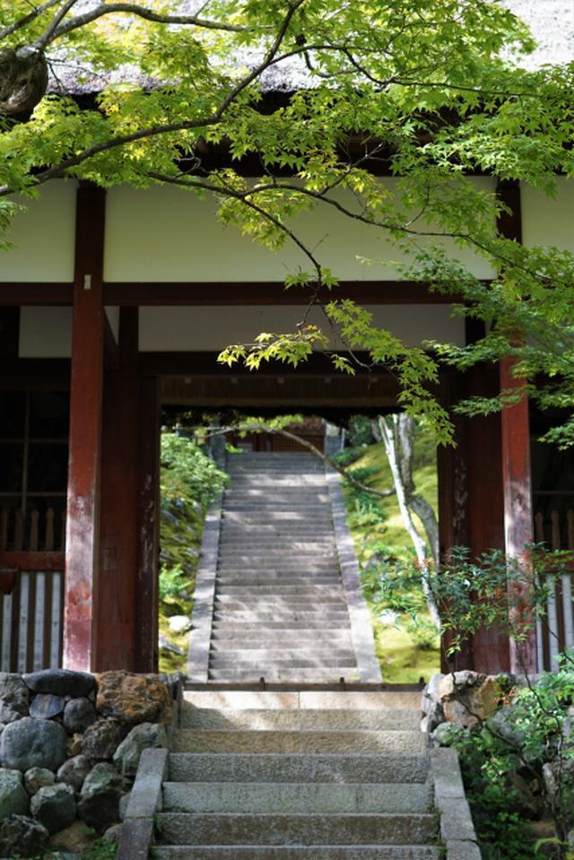 画像: お寺の場合の参拝方法