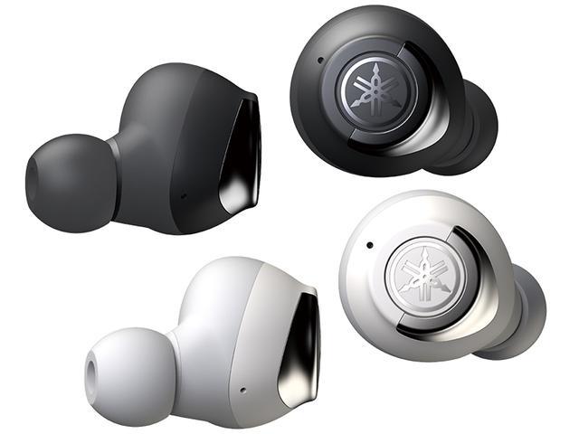 画像: TW-E7A (予想実売価格:2万4000円) アクティブノイズキャンセリング や ワイヤレス充電 を搭載した 最上位モデル 。 2020年春発売でカラーバリエーションはブラックとホワイトの2色。