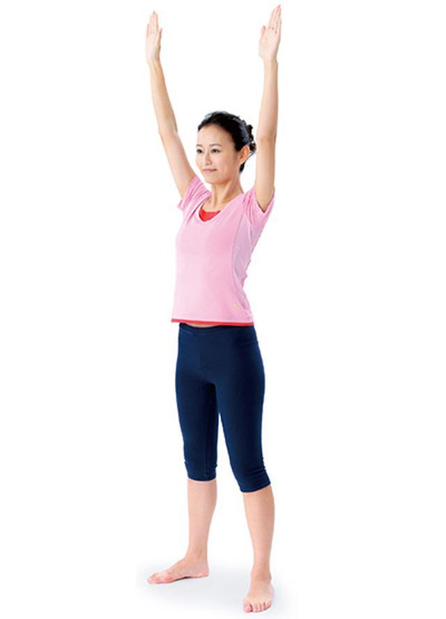 画像1: 1日5分!筋肉と骨を鍛えて若返る 「スクワット」と「かかと落とし」のやり方
