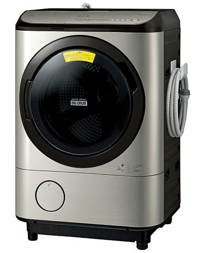 画像: 洗濯物の状況に合わせて最適な設定で運転する