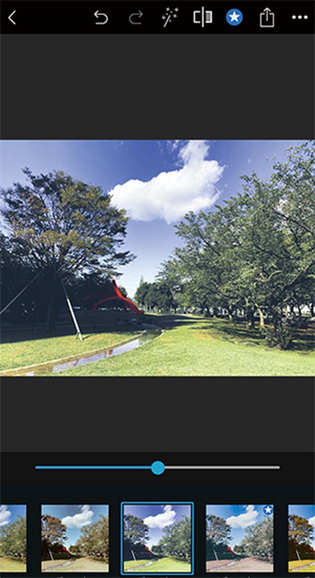 画像5: スマホで撮った写真の「保存・画像編集・フォトブック作成」のお得ワザ5選