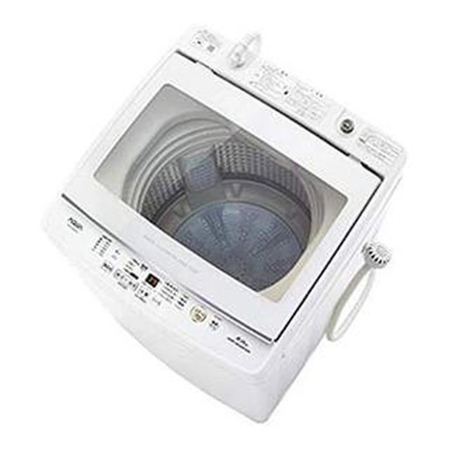 画像2: 【アクア AQW-GV80/90H】新たなニーズに応える洗濯機が登場!香りが強く・長く続く「ジェルボールコース」搭載