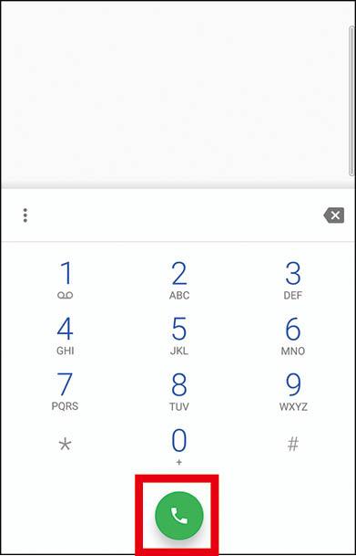 画像2: 【Androidスマホの疑問】通話中の画面(電話アプリ)と他アプリの切り替え方法