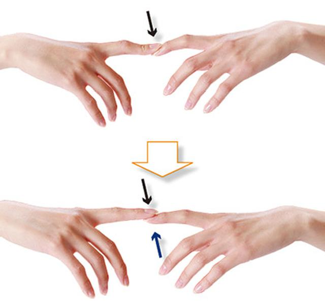 画像3: 「ひじ」「手首」どちらの腱鞘炎なのかを確認する方法