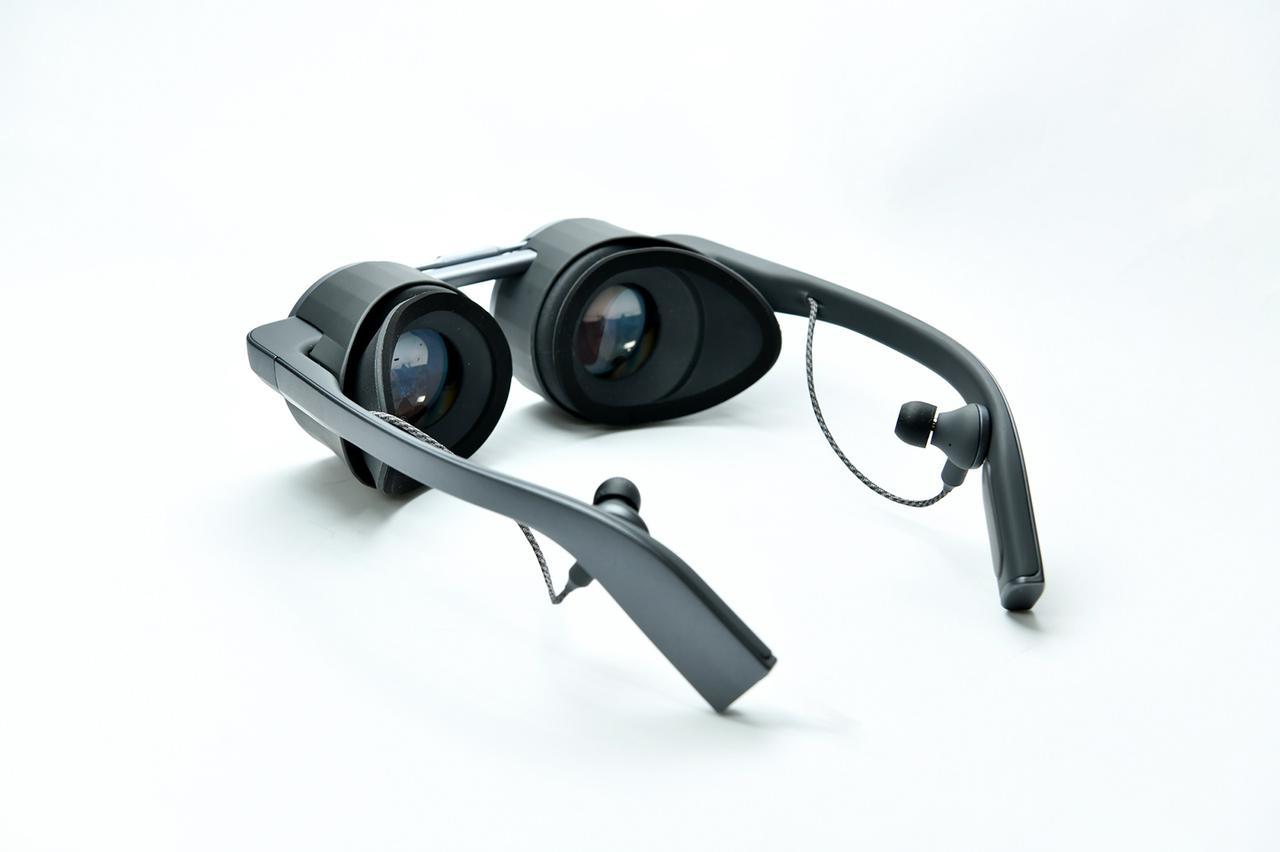 画像2: 【世界初】パナソニックがHDR対応の高画質・高音質の眼鏡型VRグラスを開発!