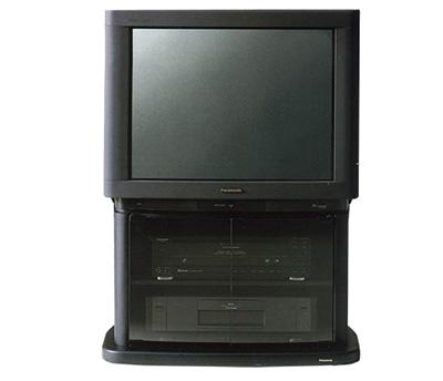 画像: パナソニック「TH-29VS10」。1990年に発売した、BS内蔵フラット大画面テレビ「画王」。ブラウン管を限りなく平面に近づけ、明るさ自動調整などの新技術が採用。シリーズ累計販売台数300万台を突破するという、大ヒットを記録。 panasonic.jp
