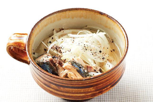 画像: 大人気の発毛レシピ サバ缶オニオンの作り方