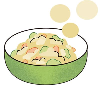 画像6: 私たち、こんなふうに食べています! 「サバ缶タマネギ」 感激レシピ