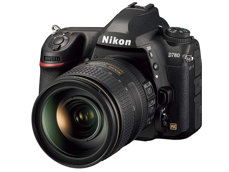画像1: ニコン D780