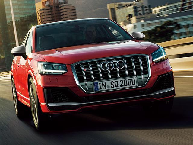 画像1: アウディ Audi SQ2