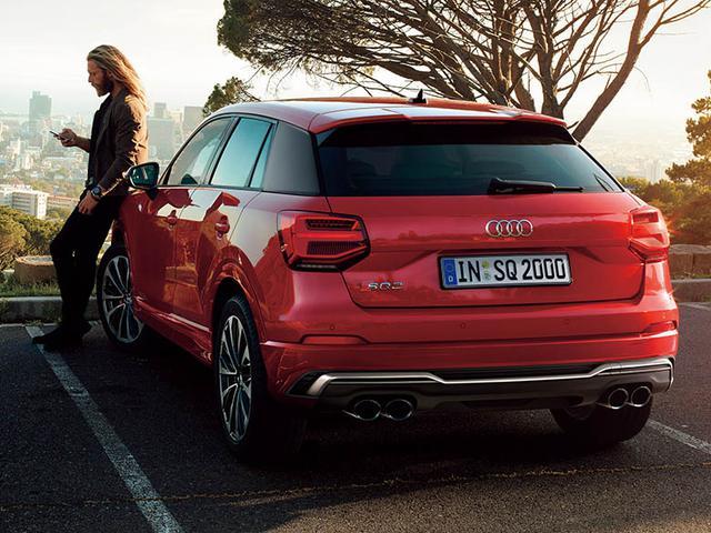 画像2: アウディ Audi SQ2