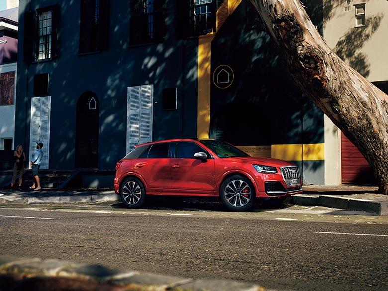 画像3: アウディ Audi SQ2