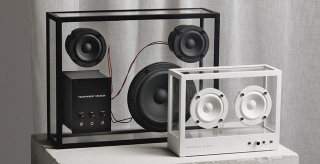 画像: TRANSPARENT SOUND TRANSPARENT SPEAKER ほか
