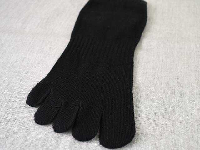 画像2: 「アニエール消臭 ショート 5本指靴下 3足組」の特徴