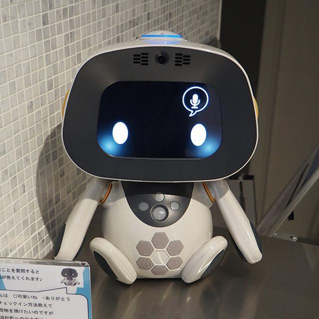 画像2: 恐竜型ロボット・LGスタイラー導入で話題「変なホテル」が注目を集める理由