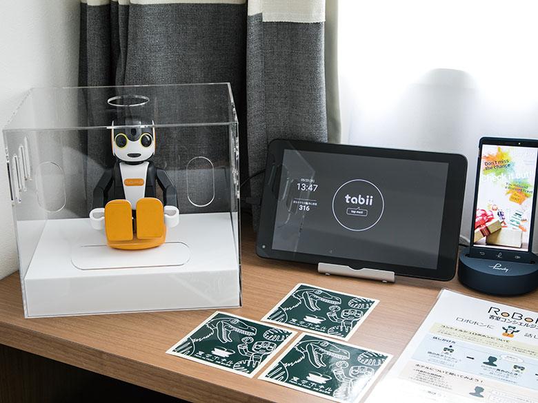 画像4: 恐竜型ロボット・LGスタイラー導入で話題「変なホテル」が注目を集める理由