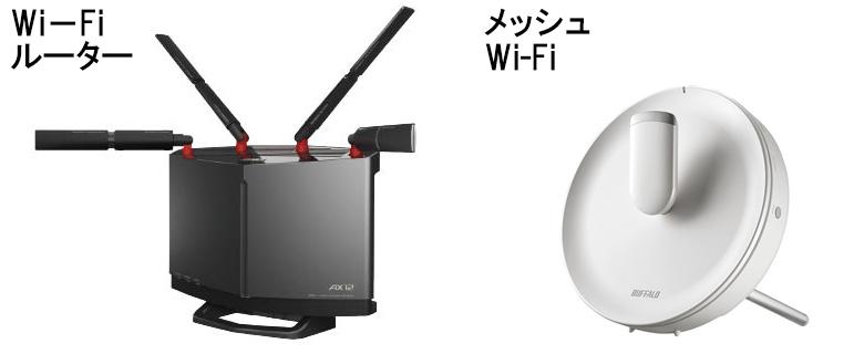 画像1: ● Wi-Fi機器には多彩な種類がある