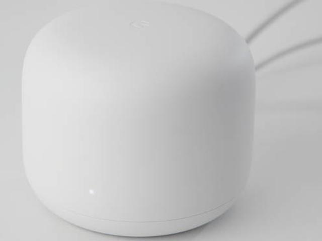 画像5: メッシュ対応ルーターを接続 ルーターのセットを設置して、家中にWi―Fiが届くようにする