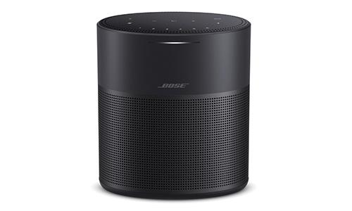 画像: ボーズのスマートスピーカーは、GoogleアシスタントとAmazon Alexaを内蔵。「Spotify」をはじめとする音楽配信サービスを利用できる。