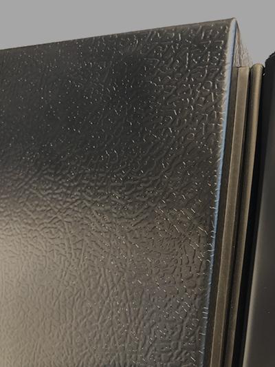 画像: 合皮のような側面がオシャレでインテリア性高!