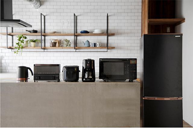 画像: 「BLACK LABEL」&「WHITE LABEL」 www.irisplaza.co.jp